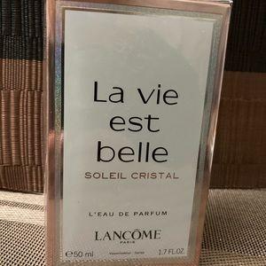 @free2b_me_lindy Lancôme la vie est belle soleil